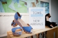 New fun sandals for Spring by TOMS in Twenty 5 Reid.